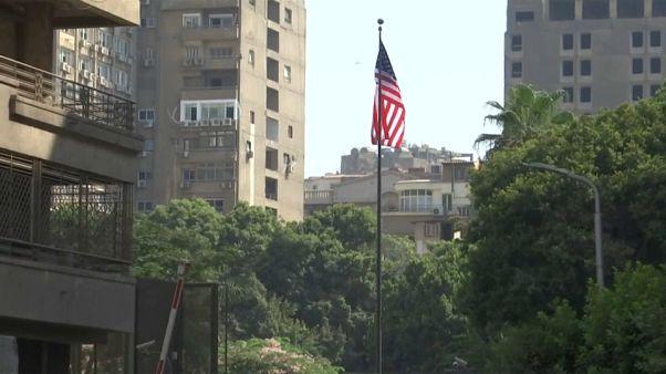 Detenido por llevar acabo un ataque contra la embajada de EEUU en El Cairo