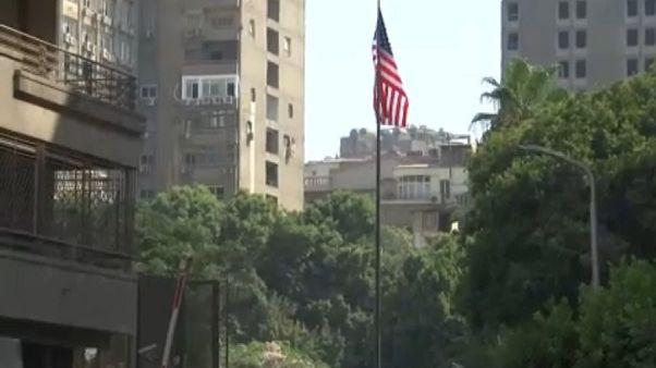 Κάιρο: Σύλληψη υπόπτου κοντά στην πρεσβεία των ΗΠΑ