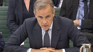 "Mark Carney admite continuar no Banco de Inglaterra pelo ""brexit"""