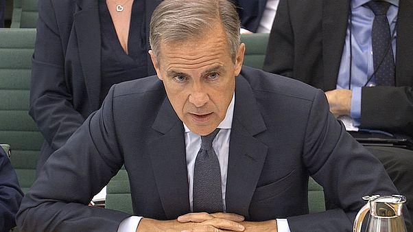"""Governatore BoE: """"Brexit, una possibilità"""""""