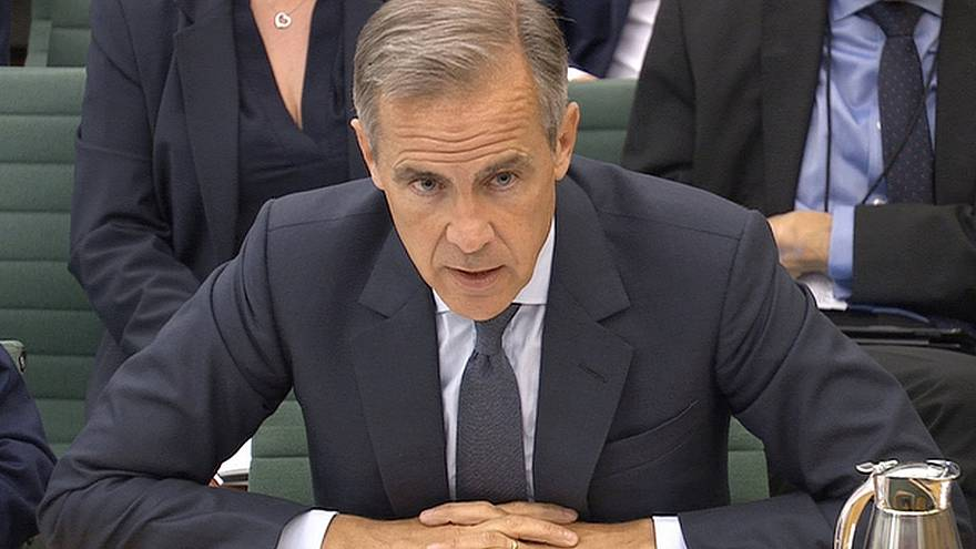 "Krisenmanager Carney will ""Brexit"" bei der Bank of England abwettern"