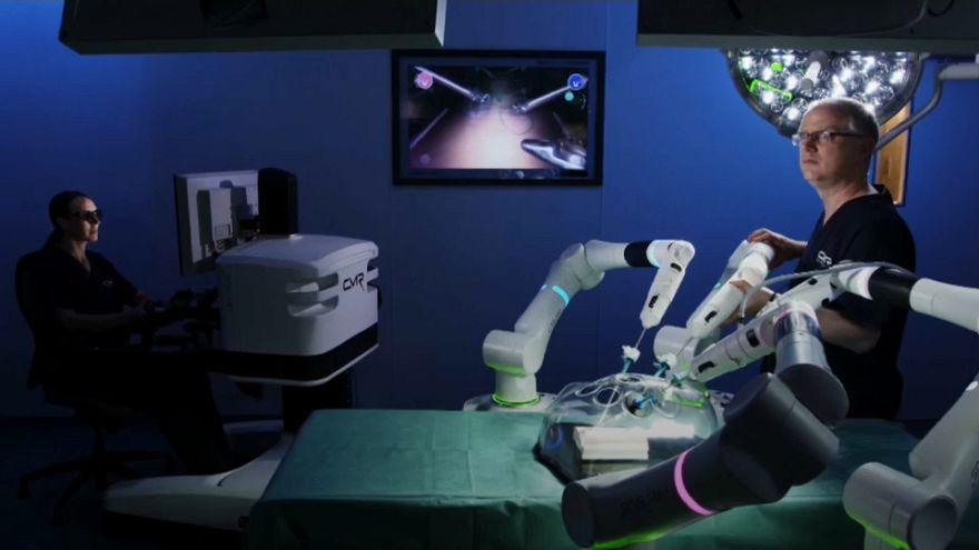 Robotic surgery advances set to help more patients