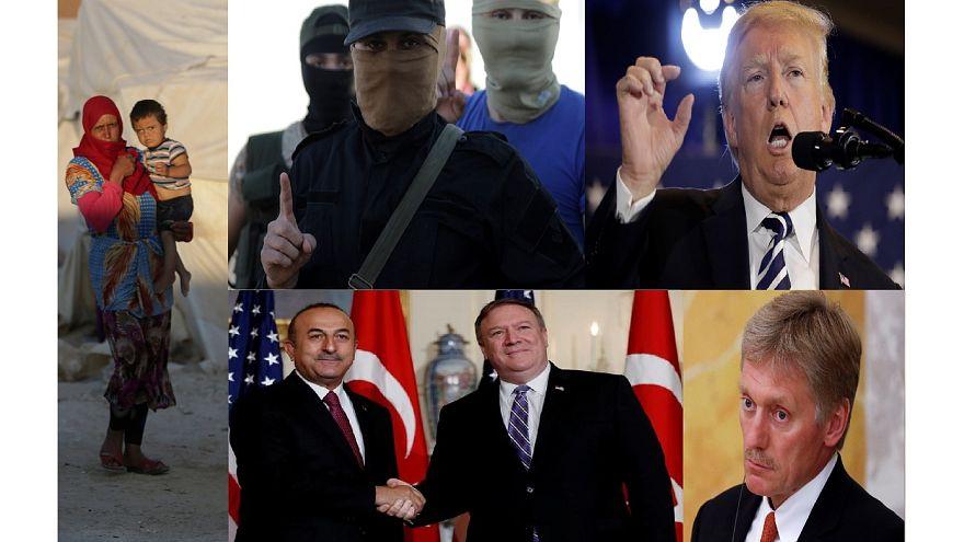 حرب التصريحات تشتعل مع اقتراب معركة إدلب من ساعة الصفر!