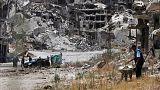 وكالة سانا: الدفاعات السورية تتصدى لصواريخ أطلقتها طائرات إسرائيلية