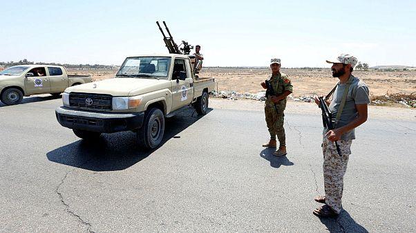سازمان ملل متحد: جناحهای درگیر در پایتخت لیبی توافقنامه آتش بس امضا کردند