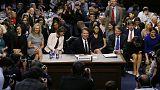 Caos al Senato Usa: rinviata tra le polemiche la nomina del giudice Kavanaugh alla Corte Suprema