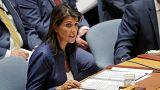 هیلی: ترامپ جلسهای در شورای امنیت برای بررسی موضوع ایران تشکیل میدهد