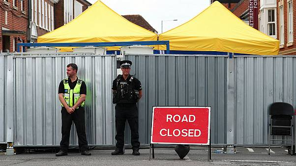 Novichok used in both UK poisoning cases, chemical weapons watchdog confirms