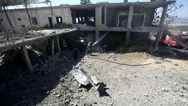 La ofensiva final en Siria enfrenta a Rusia y Estados Unidos