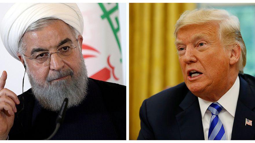 BM'de kritik oturum: Trump yönetecek, Ruhani konuşacak