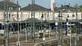Hammer-Angriff auf Gleis 5 in Offenburg - Polizei sucht Zeugen