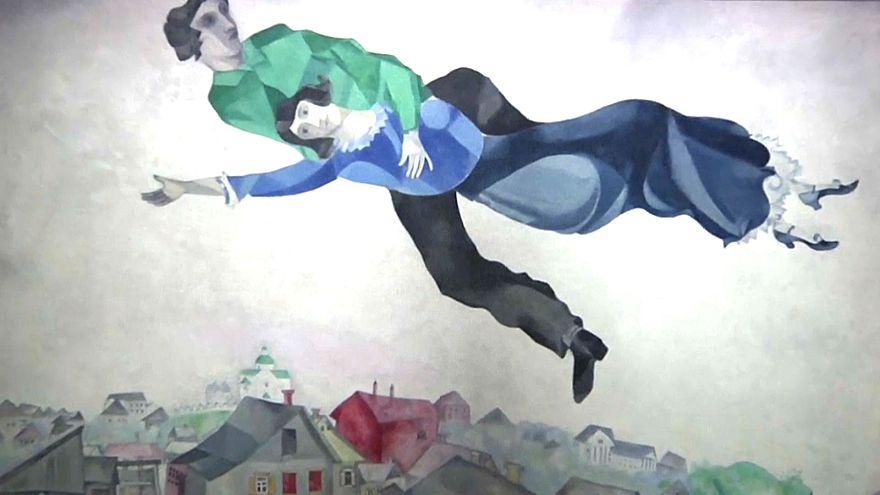 Marc Chagall, rétrospective en Italie