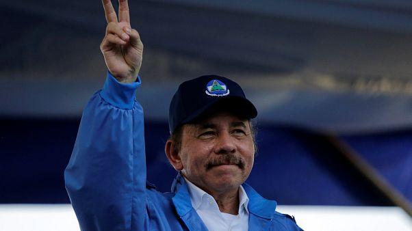 Ortega niega la represión y culpa a EEUU y al narco de la crisis en Nicaragua