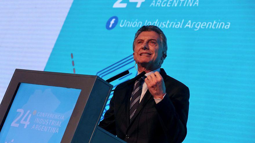 Macri, imputado por el acuerdo con el FMI