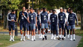 Nations League: Deutschland erwartet den Weltmeister