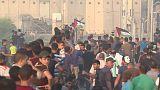 السلطات الاسرائيلية تغلق معبر بيت حانون مع غزة إثر احتجاجات فلسطينيين