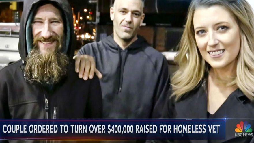 وکلای مرد بیخانمان: از صدها هزار دلار پول موکلمان خبری نیست