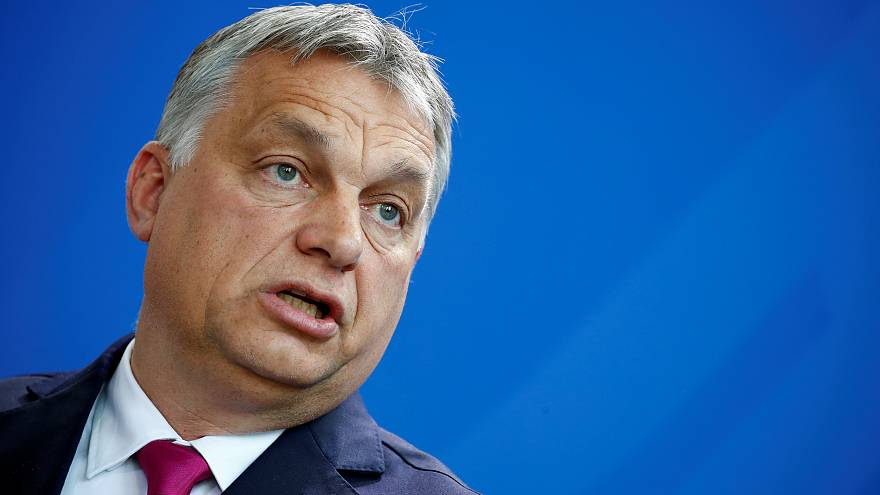 Hungarian PM Viktor Orban to take part in European Parliament debate ahead of crucial vote