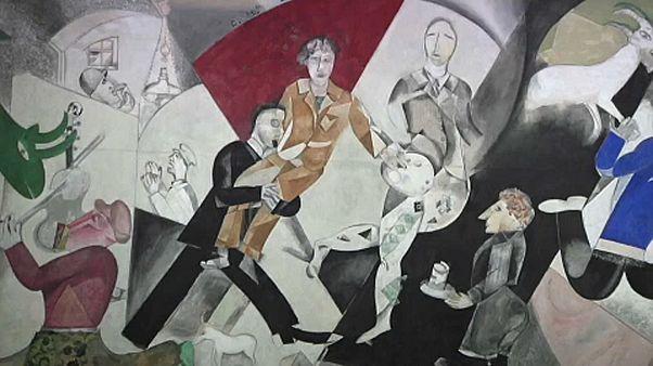 Σαγκάλ στην Ιταλία: «Όπως στη ζωγραφική έτσι και στην ποίηση»