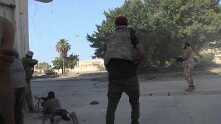 Líbia: UE quer cessar-fogo respeitado