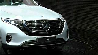 Mercedes entra en la carrera de los coches eléctricos