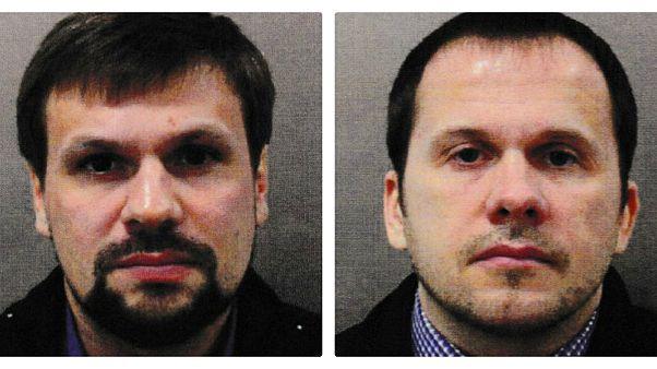 Skripal suikastinde iki Rus vatandaşına yakalama kararı