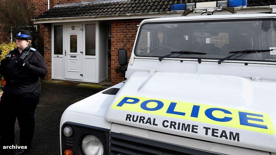 Affaire Skripal : deux suspects identifiés