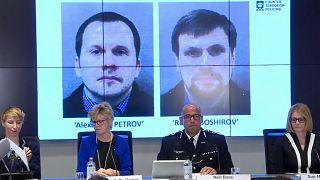 Reino Unido conclui que acusados de ataque com agente nervoso pertencem à inteligência russa