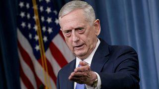 جیمز متیس، وزیر دفاع ایالات متحده آمریکا