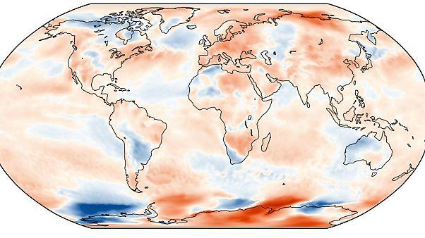 Europa registra el agosto más caluroso de su historia