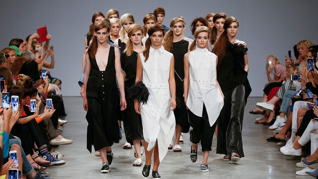 Ukraine's fashion identity got revived