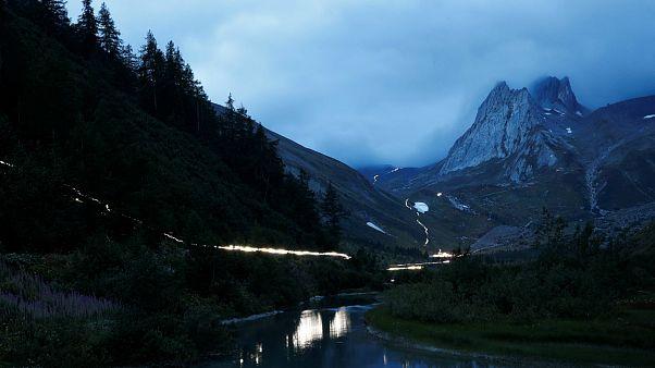 Nehezebb lesz megmászni a Mont Blanc-t