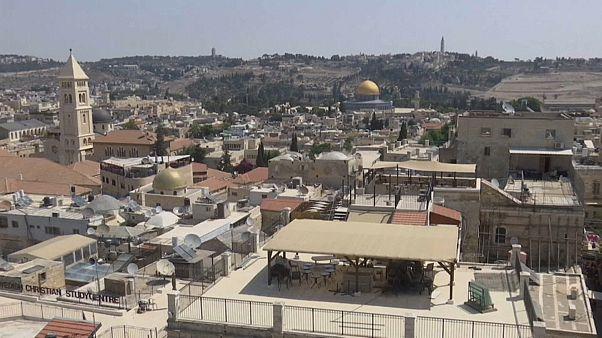Jérusalem : la réalité virtuelle au service de l'histoire