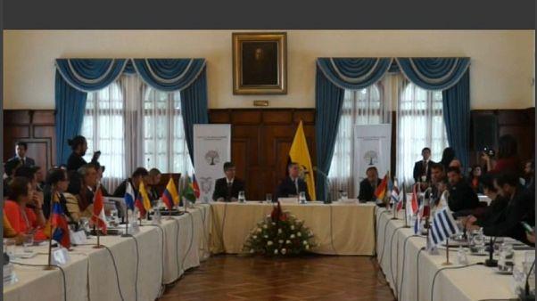 Emergenza profughi venezuelani, vertice a Quito