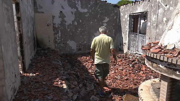 Η ζωή στην Αν. Αττική έξι εβδομάδες μετά την τραγωδία
