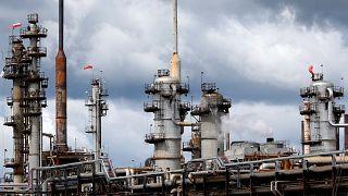 The Chevron Pascagoula Refinery / Mississippi, U.S