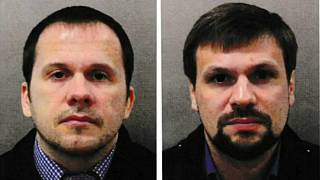 ترزا می: دو مامورسرویس های اطلاعاتی ارتش روسیه عامل حمله به اسکریپال هستند