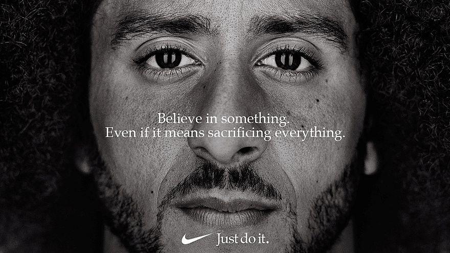 Nike страдает из-за Каперника