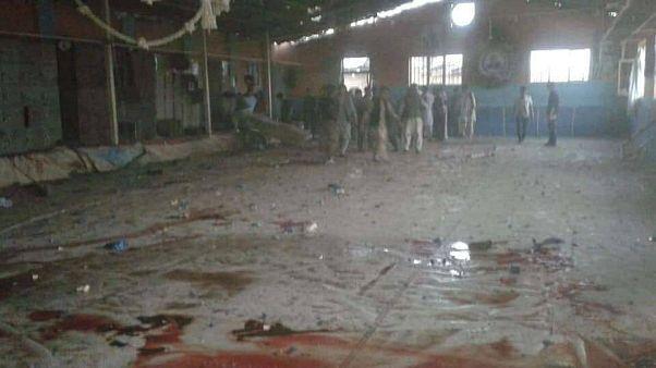 حمله انتحاری خونین در دشت برچی کابل؛ داعش مسئولیت را پذیرفت