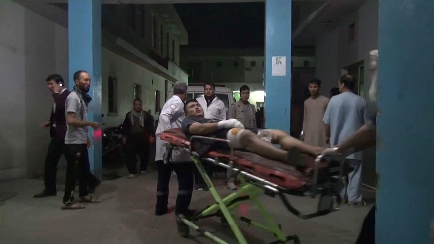 20 muertos y 70 heridos en un doble atentado en Kabul