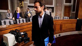 ΗΠΑ: «Απολογήθηκαν» στο Κογκρέσο Facebook και Twitter