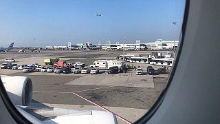 Un avión procedente de Dubái es puesto en cuarentena en Nueva York