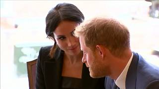 Prince Harry, Meghan honour seriously ill children
