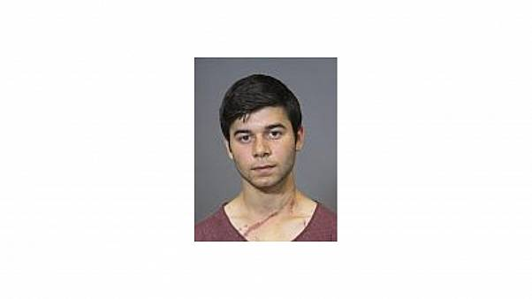 Picture of suspect Farhad Ramazan