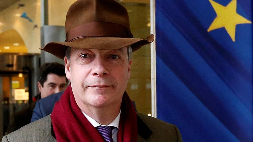 """O 'Brexit' foi sobre a independência"" - Nigel Farage"