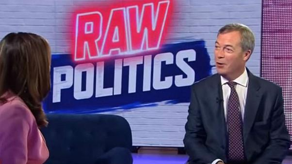 Raw Politics: 'The Brexit vote was about political independence'