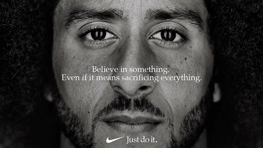 Nike doubles down on Kaepernick controversy, releases full-length TV ad