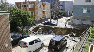 Séisme au Japon : nouveau bilan à 18 morts