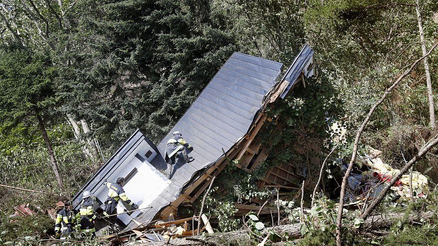 Japonya'yı Jebi fırtınasının ardından bu kez deprem vurdu