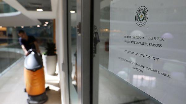 Израиль закрывает посольство в Парагвае